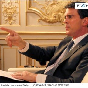 Les vœux 2015 de M. Valls aux français : «Encore des sacrifices! Et c'est pasfini!»…